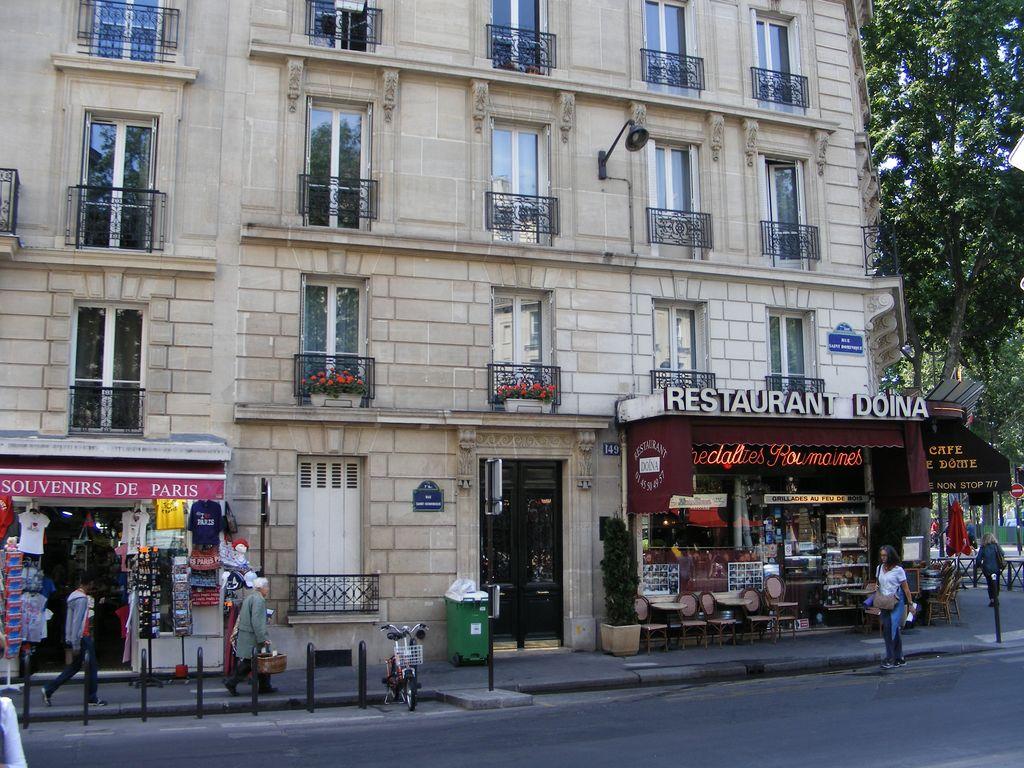 Restaurant Roumain A Paris